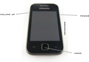 Samsung Galaxy Y (Young) GT-S5360 : Upgrade Samsung Galaxy Young ke Jelly Bean 4.1.1